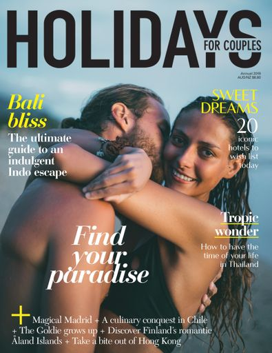 Holidays for Couples digital cover
