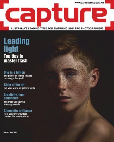 Capture digital cover