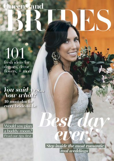 Queensland Brides digital cover