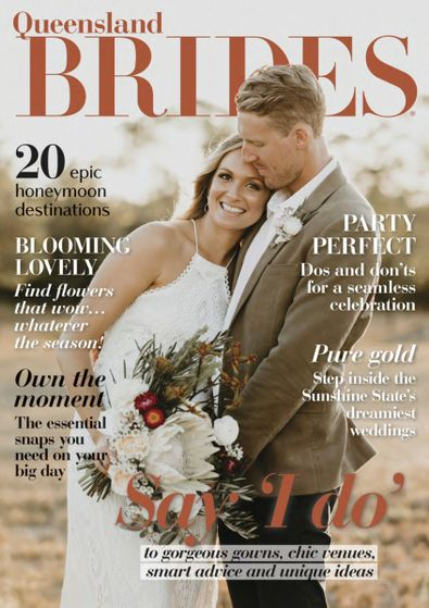 Queensland Brides digital cover