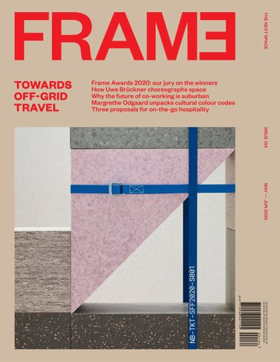 Frame digital cover