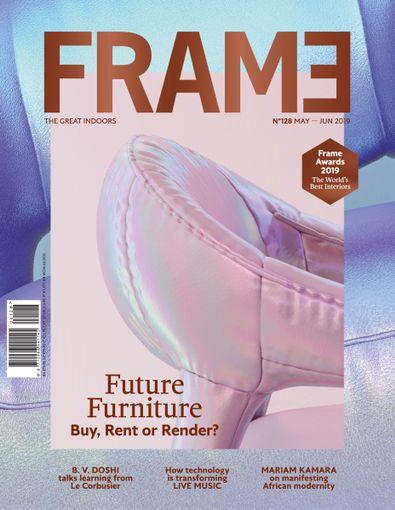 Frame digital cover
