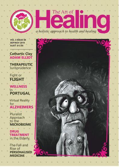The Art of Healing digital cover