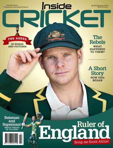 Inside Cricket digital cover