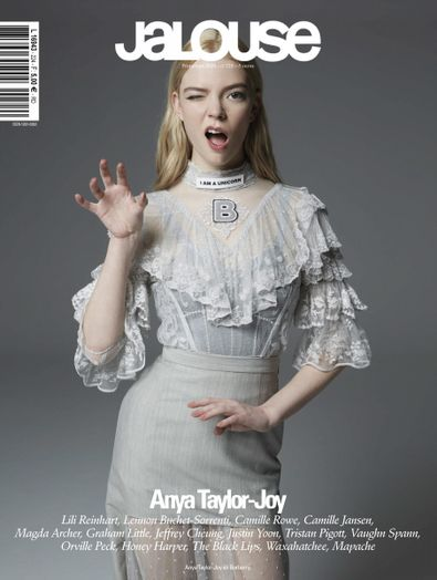 Jalouse digital cover