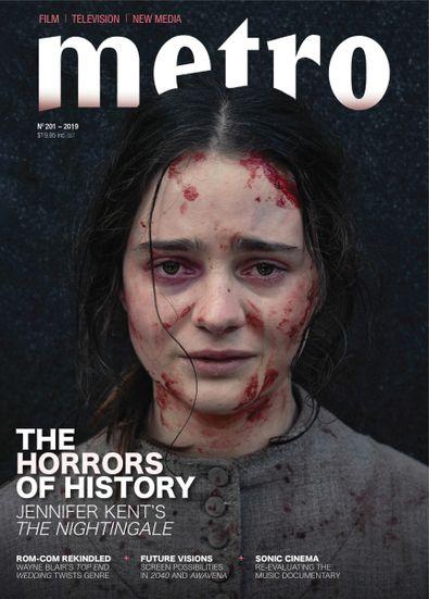 Metro digital cover