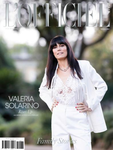L'Officiel Italia digital cover