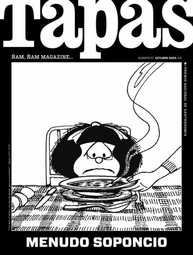 TAPAS digital cover