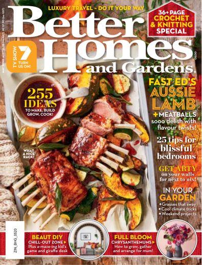 Better Homes and Gardens Australia digital cover
