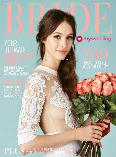 Bride to Be Australia digital cover