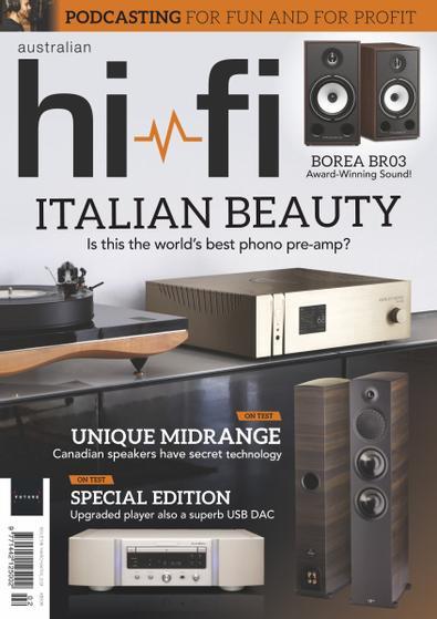 Australian HiFi digital cover