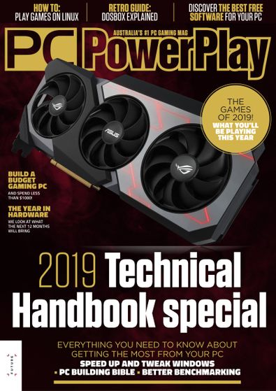 PC Powerplay digital cover