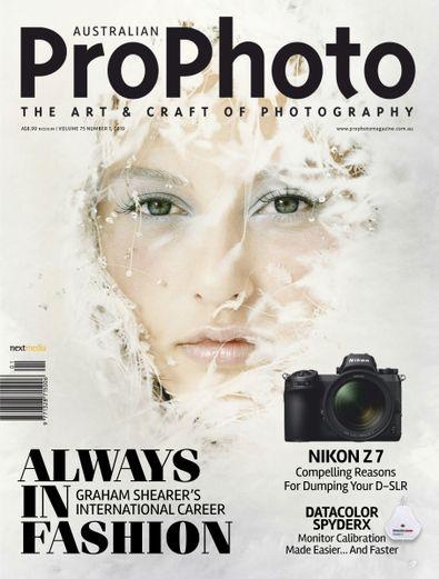 Pro Photo digital cover