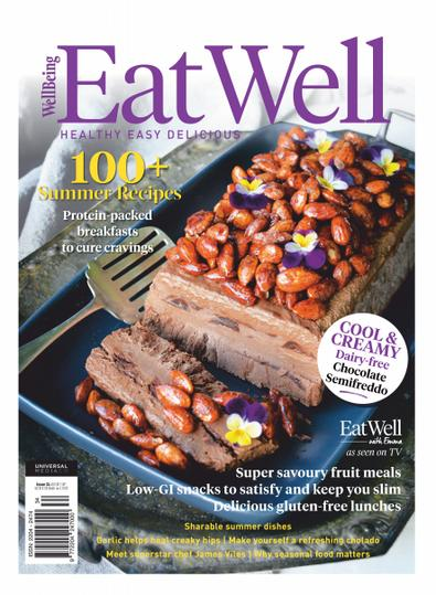 Eat Well digital cover