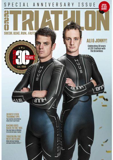 220 Triathlon digital cover