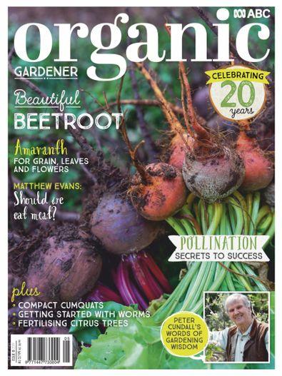 ABC Organic Gardener Magazine digital cover