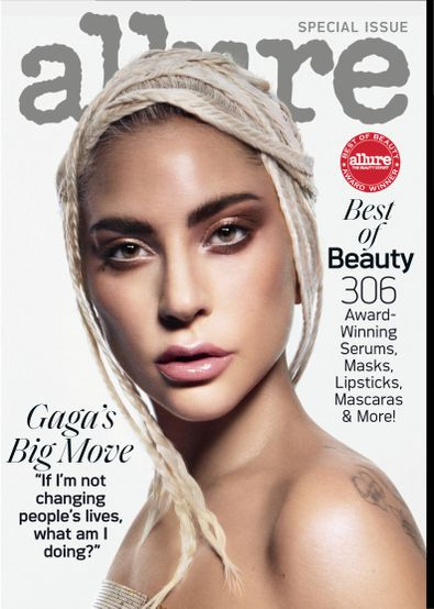 Allure digital cover