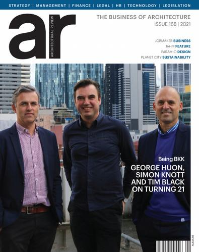 Architectural Review Asia Pacific digital cover
