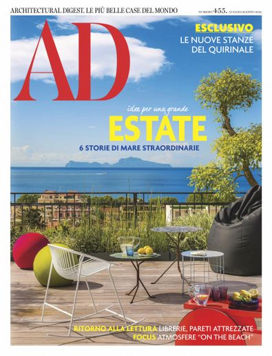 AD Italia digital cover