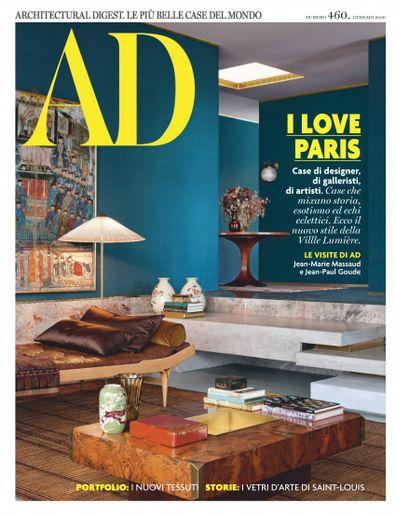 AD Italia digital cover