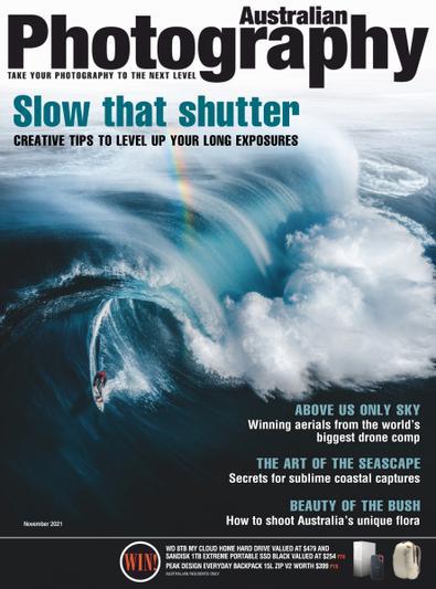 Australian Photography + Digital cover
