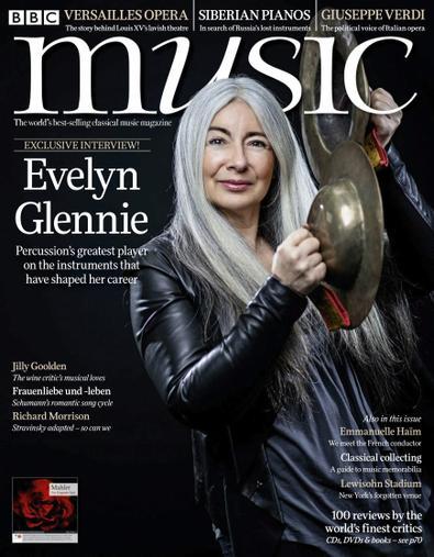 BBC Music Magazine digital cover