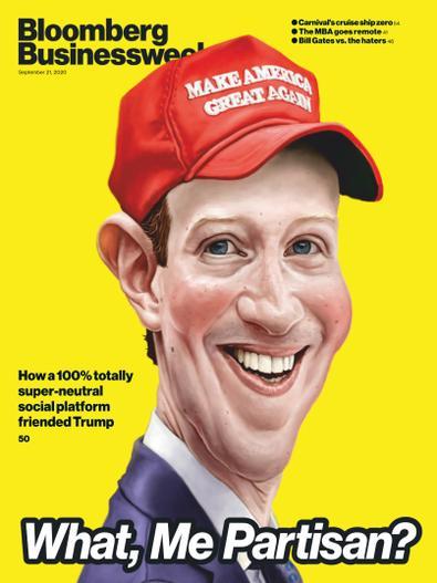 Bloomberg Businessweek digital cover