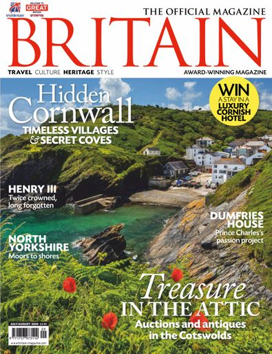 Britain digital cover