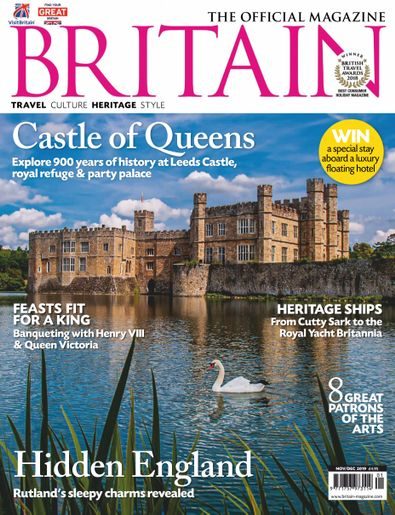 Britain digital cover
