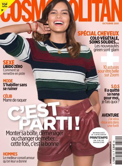 Cosmopolitan FR digital cover