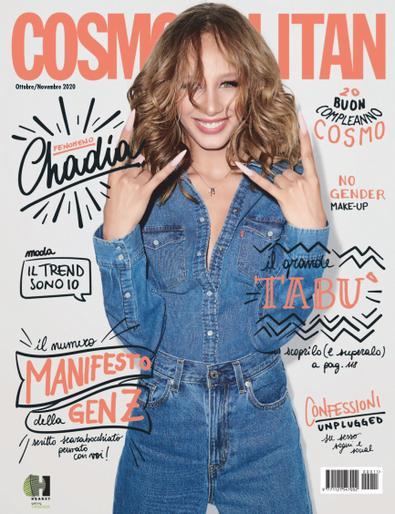 Cosmopolitan Italia digital cover