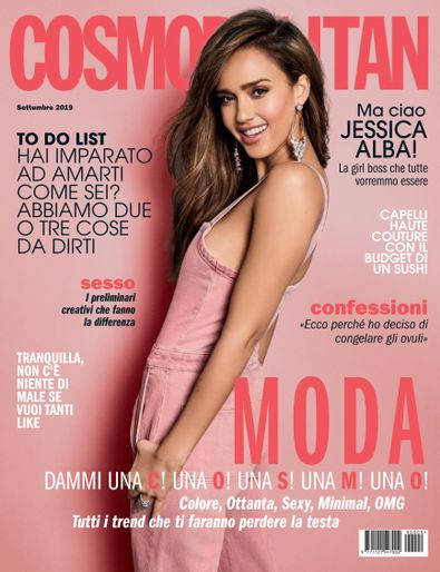 Cosmopolitan Italia digital cover