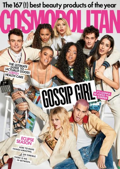 Cosmopolitan digital cover