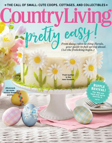 Country Living digital cover