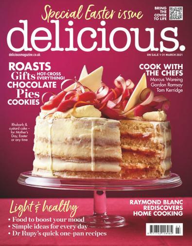 Delicious UK digital cover