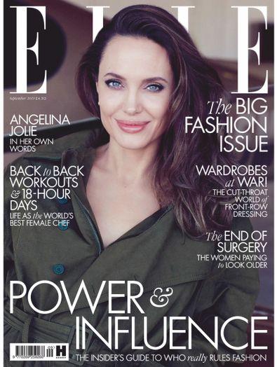 Elle UK digital cover
