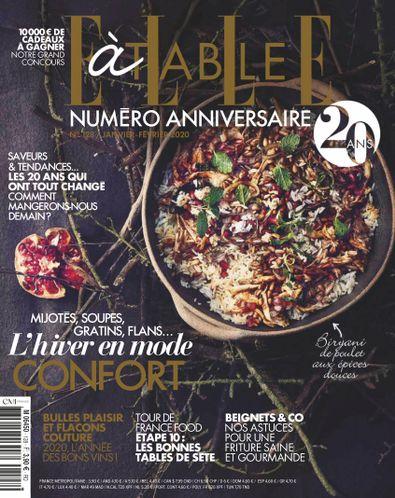 Elle A Table Digital Subscription Isubscribe Com Au