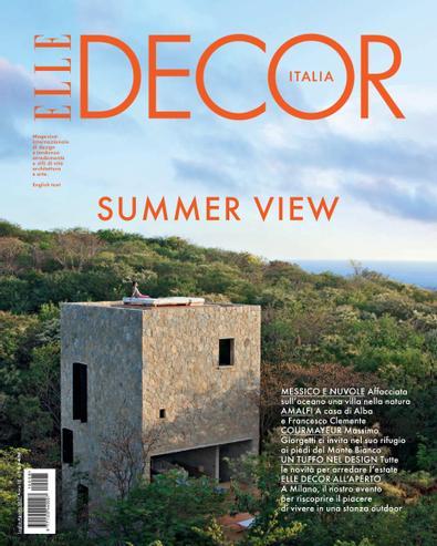 Elle Decor Italia digital cover