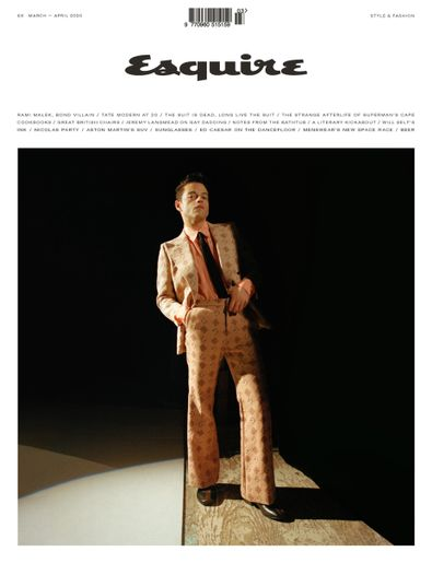 Esquire UK digital cover