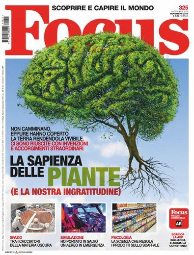 Focus Italia digital cover