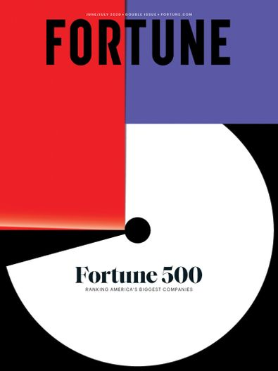 Fortune digital cover