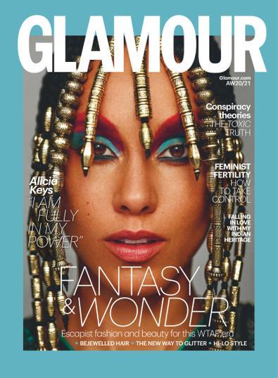 Glamour UK digital cover