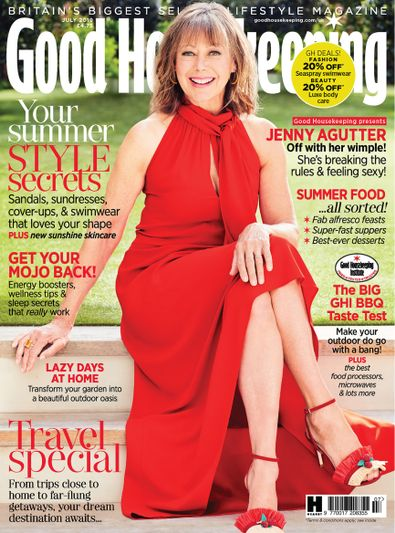 Good Housekeeping UK digital cover