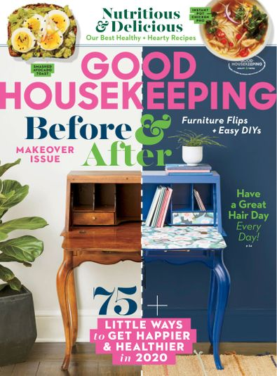 Good Housekeeping digital cover