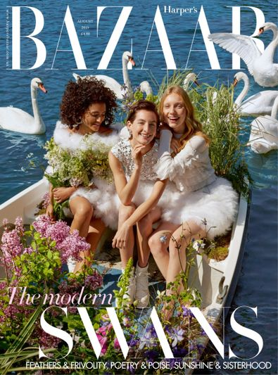 Harper's Bazaar UK digital cover