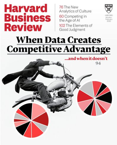 Harvard Business Review digital cover