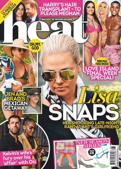 Heat digital cover