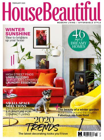 House Beautiful UK digital cover