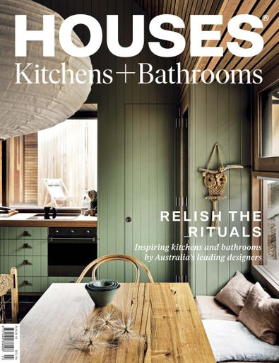 Houses: Kitchens + Bathrooms digital cover
