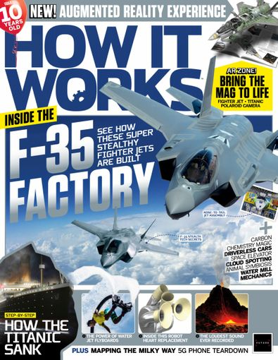 How It Works digital cover